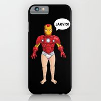 iPhone & iPod Case featuring Iron Man by Altay