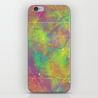 Abstract Watercolor iPhone & iPod Skin