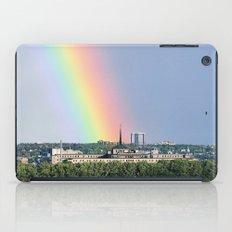 Over the rainbow iPad Case