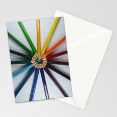Pencils - for iphone Stationery Cards