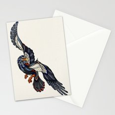 Eagle // Animal Poker Stationery Cards