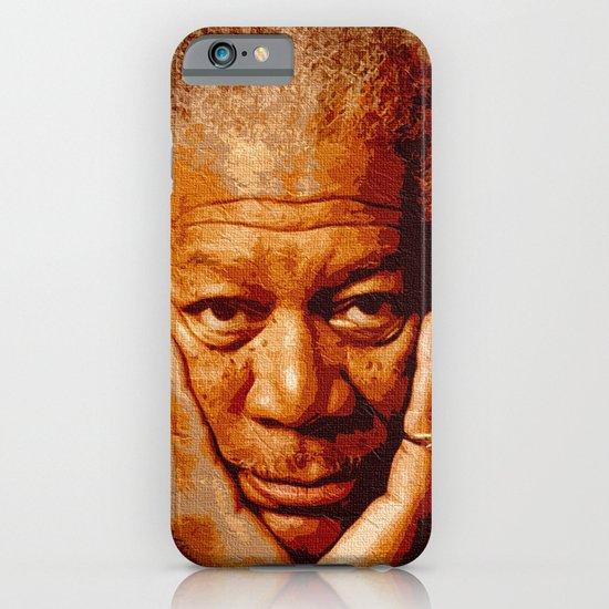 free-man iPhone & iPod Case