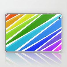 Raining Rainbows Laptop & iPad Skin