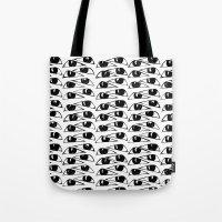 Ogies Swart Tote Bag