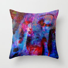 The Witches Of Salem Throw Pillow