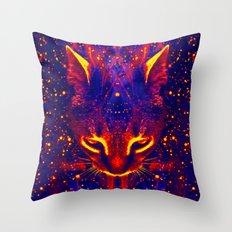 Atziluth-Sir Parker Throw Pillow