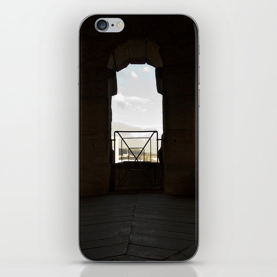 Opening to a new world iPhone & iPod Skin
