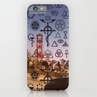 iPhone & iPod Case featuring San Francisco by A C U L T