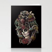 Day Of The Dead (Ancient… Stationery Cards