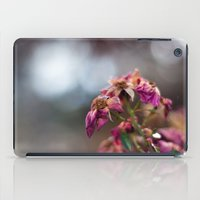 Dried Roses iPad Case