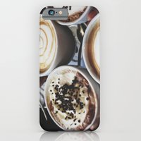 Coffee With Friends iPhone 6 Slim Case