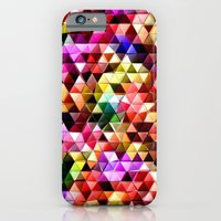 iPhone & iPod Case featuring Bursting by KRArtwork