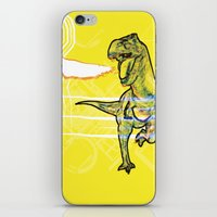 T-Rex iPhone & iPod Skin