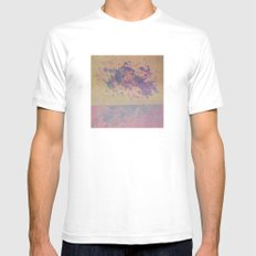 as kalki Mens Fitted Tee SMALL White