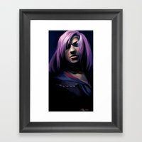 Nymphadora Tonks Framed Art Print