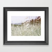 In The Hills Framed Art Print