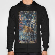 THE WOLF HOWLED AT THE STAR FILLED NIGHT Hoody