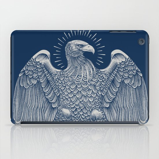 Grit Eagle iPad Case