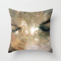 Lucid Dream #3 Throw Pillow