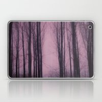 Woods Red Laptop & iPad Skin