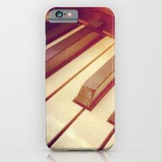 Dusty Keys iPhone 6s Slim Case