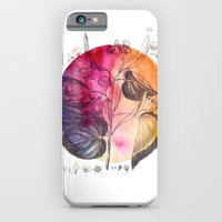 iPhone & iPod Case featuring Flora by Christine Lindstrom