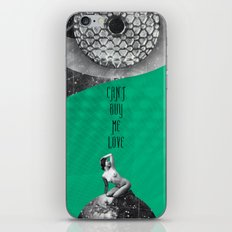Can't buy me Love (Rocking Love series) iPhone & iPod Skin