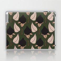 Black Rose Print  Laptop & iPad Skin