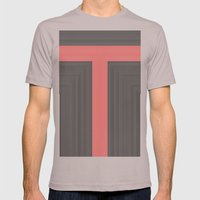 T like T Mens Fitted Tee Cinder SMALL