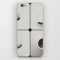sym3 iPhone & iPod Skin