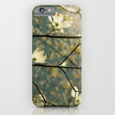 Spring tapestry iPhone 6s Slim Case