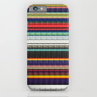 iPhone & iPod Case featuring pattern by Diego Bellorin a.k.a EMPK