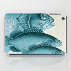 Fish Classic Designs 4 iPad Case