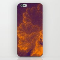 Fractal 8 iPhone & iPod Skin