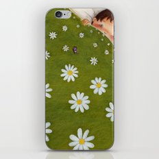 Welcome back spring! iPhone & iPod Skin