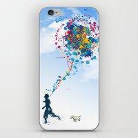 child creation chronicle 2 iPhone & iPod Skin
