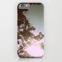 Sun Burned Leaves iPhone 6 Slim Case