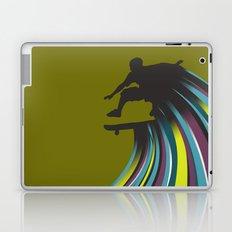 Skater Dude Laptop & iPad Skin