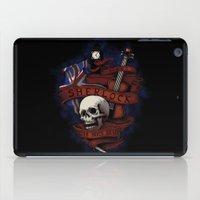 Sherlock Holmes iPad Case