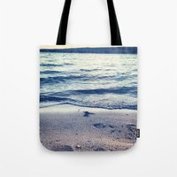 Beach Feeling Tote Bag