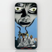 Golem A G0-Go iPhone & iPod Skin