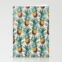 Pineapple Trellis Stationery Cards