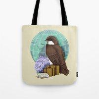 Little World Traveler Tote Bag