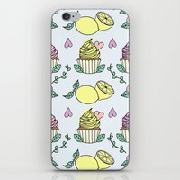 Time For Cupcakes! iPhone & iPod Skin