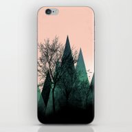 TREES VII  iPhone & iPod Skin