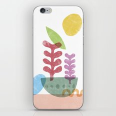 Still Life with Egg & Worm iPhone & iPod Skin