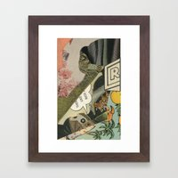 Reincarnation Framed Art Print