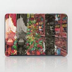 Bibliophile's Christmas iPad Case