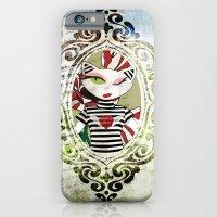 iPhone & iPod Case featuring La charmante by Crea Bisontine