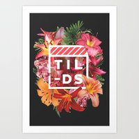 Tilds Art Print